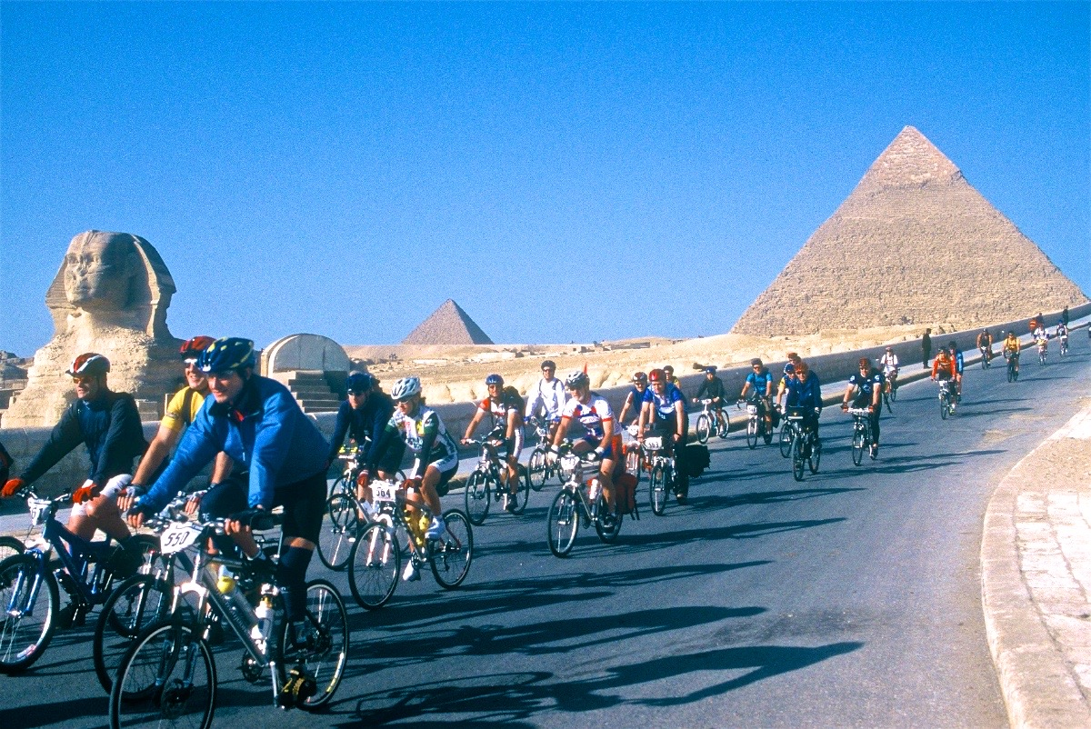 Cycle Across Continents – For Your Good and For the Planet: Interview with Henry Gold