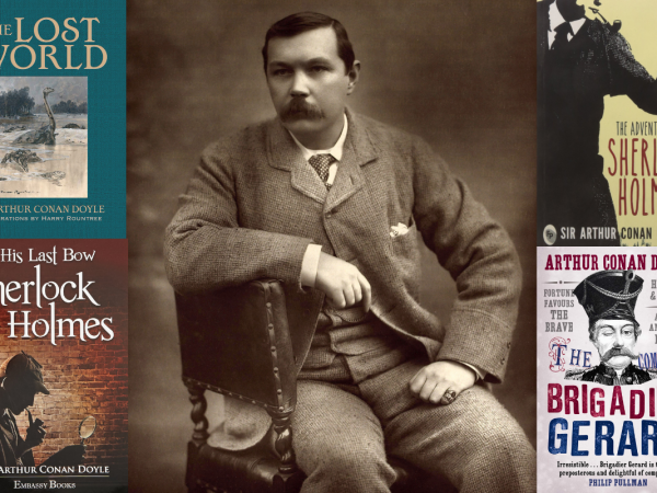 Happy Birthday, Mr. Doyle: 7 Facts You Might Not Know About the Creator of Sherlock Holmes