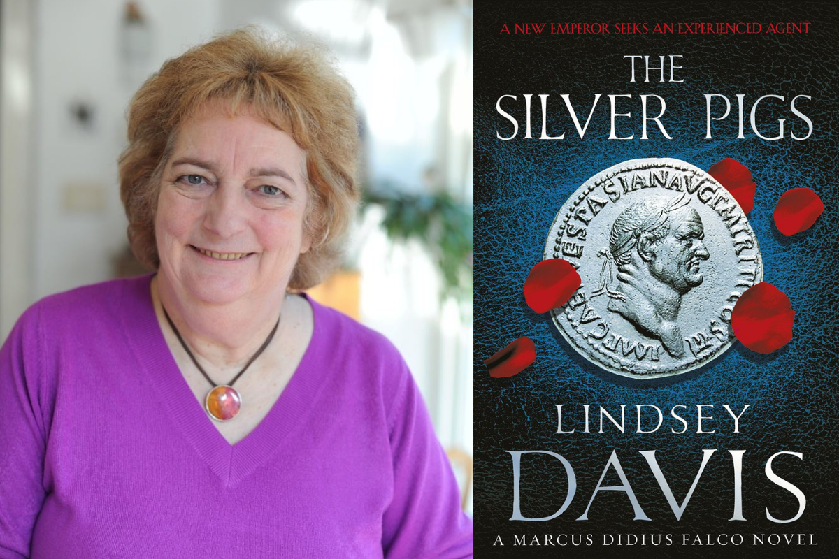 The Silver Pigs: Mystery, Detection and Laughter in Ancient Rome