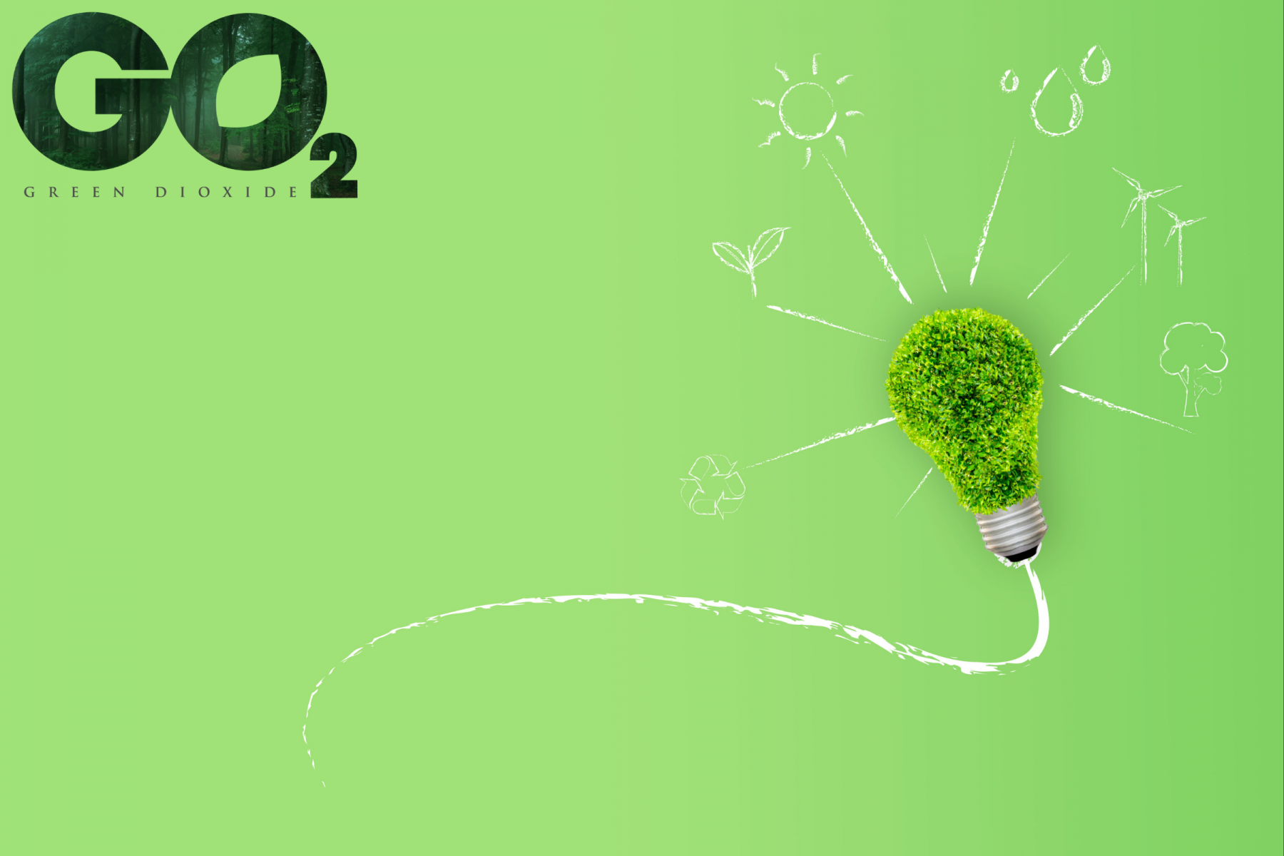 What is GO2, or Green Dioxide?