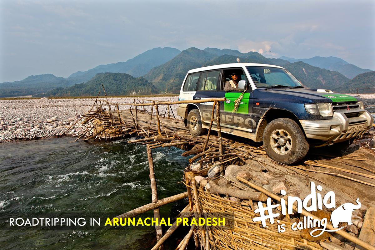 Arunachal Pradesh, India: The Road From Ziro to Kibithu