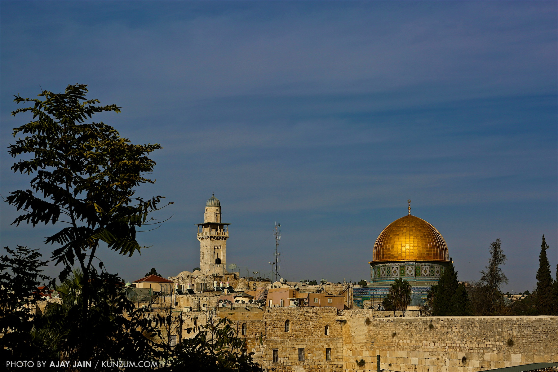 Israel: A Drive Back in Time in the Land of the Gods