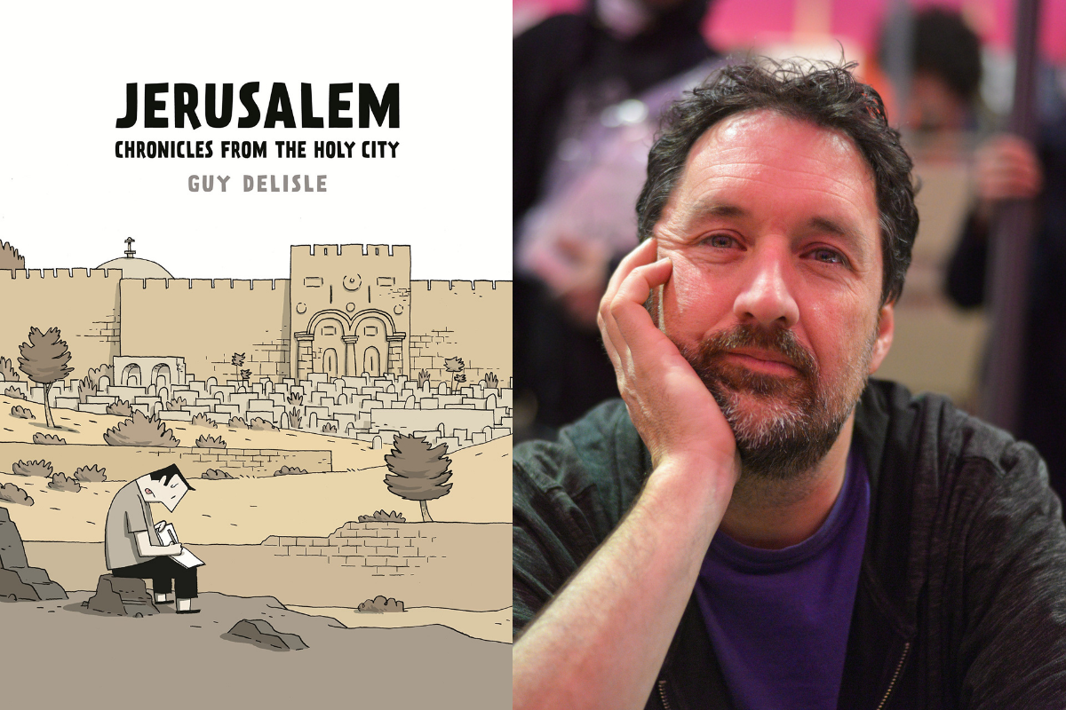 Jerusalem: Chronicles from the Holy City – This MIGHT be the Greatest Book About a Place