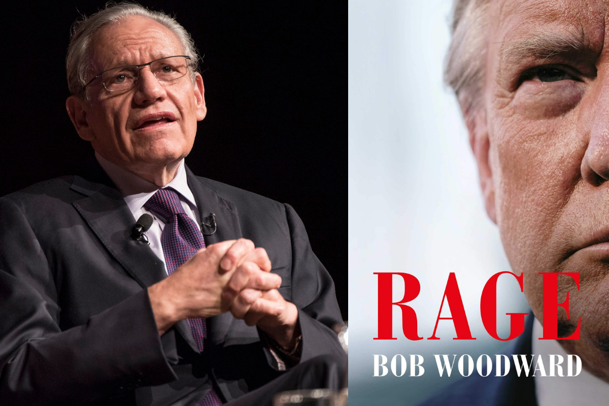 Rage: The Best Book About the Trump Presidency…Yet!