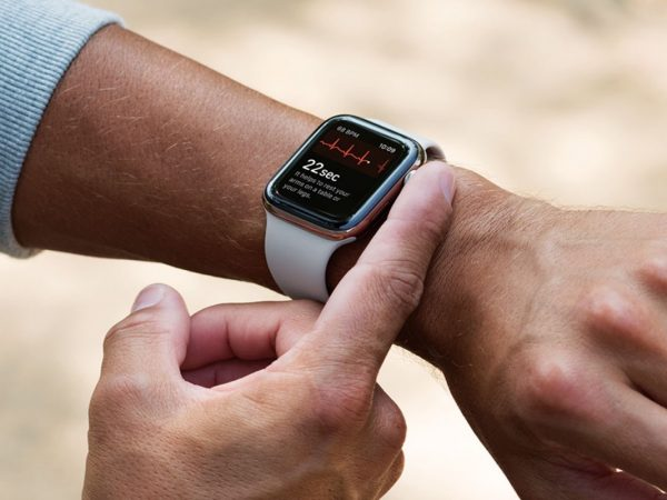 Wearing an Apple Watch Could Save Your Life…No, Really!