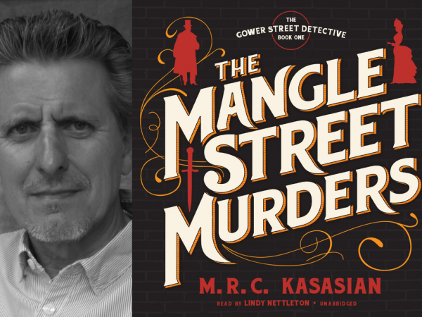 The Mangle Street Murders: The Most Ill-Mannered Detective? Hello, Sidney Grice!