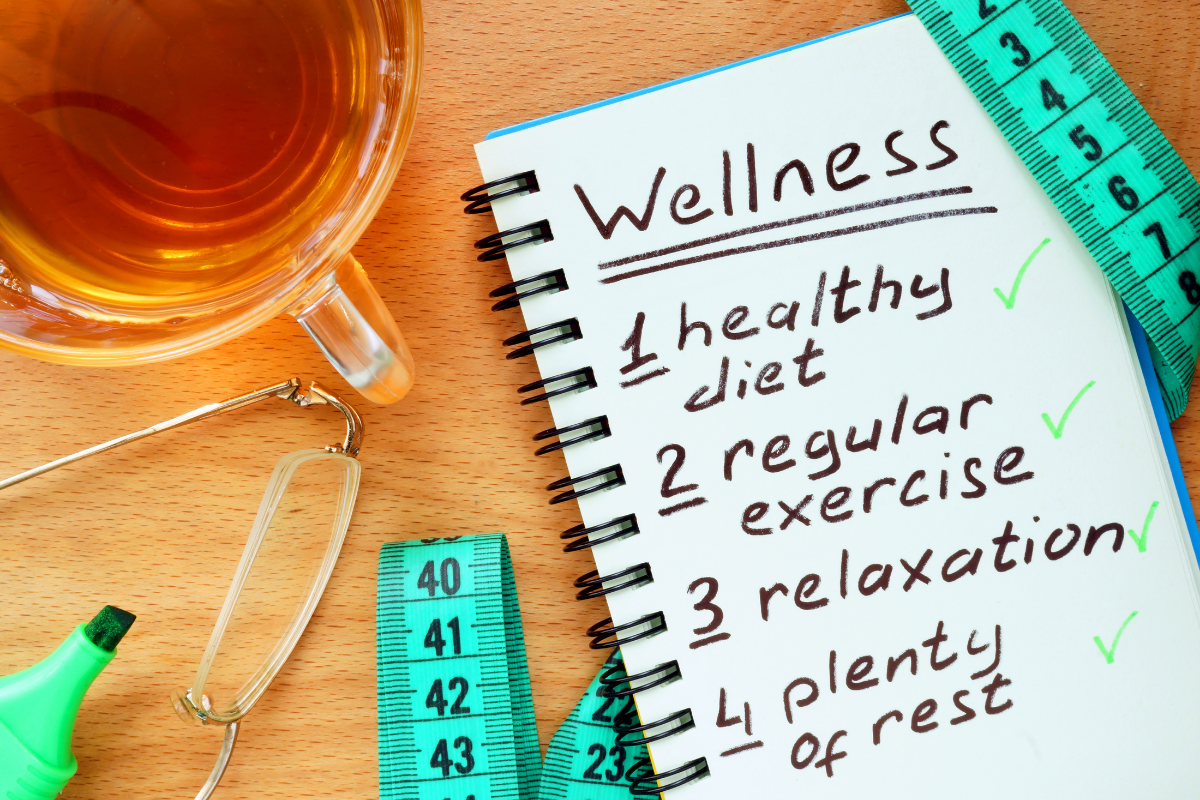 Wellness: 7 Reasons to Focus on it Right Away
