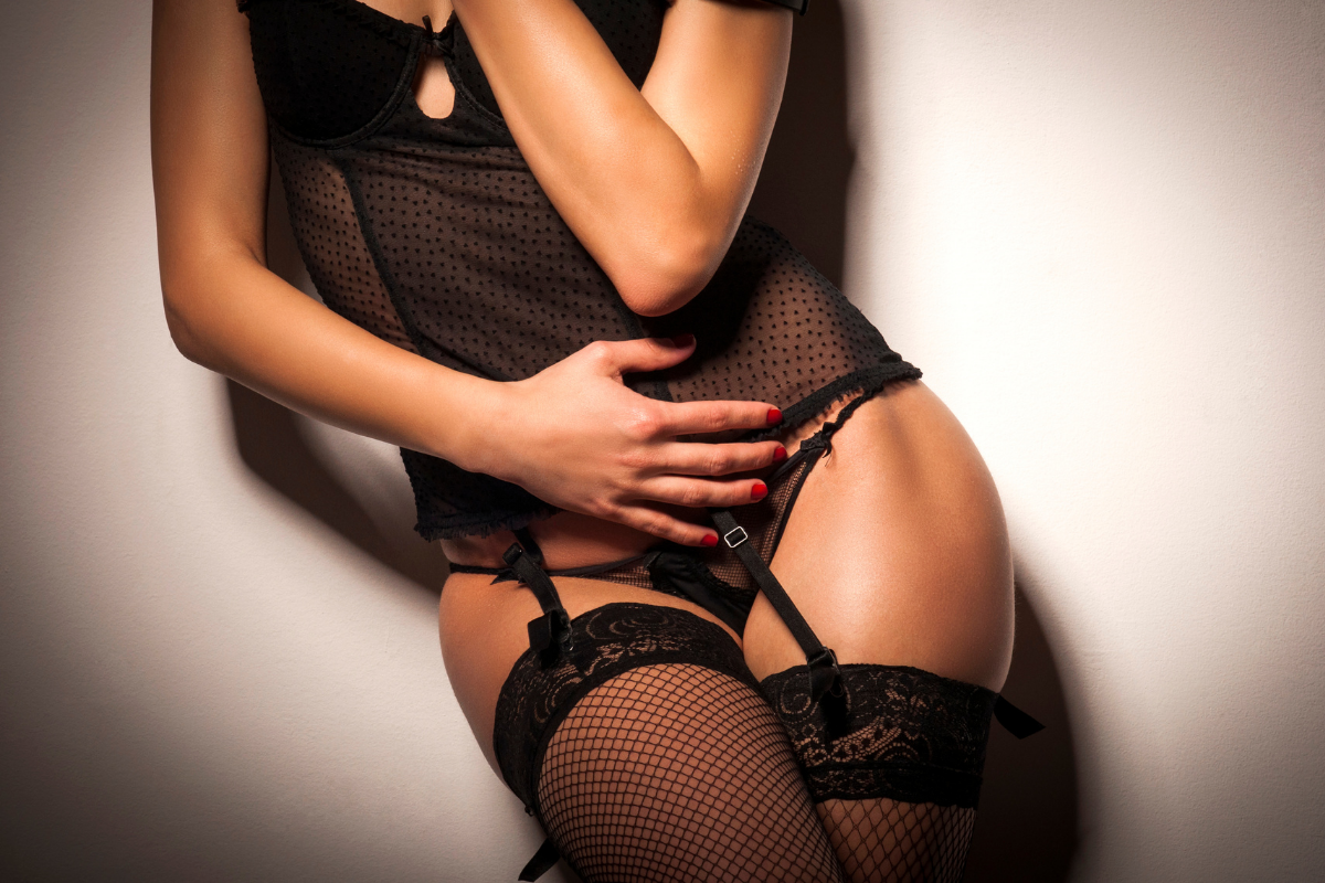 Why Should Women Wear Sexy Lingerie? Certainly Not Just for the Men!