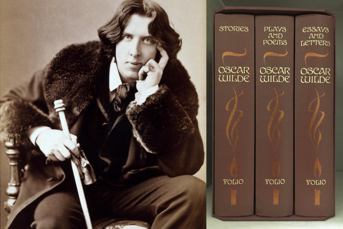Wilde Ones: Ten Quotes by Oscar Wilde on Books and Reading