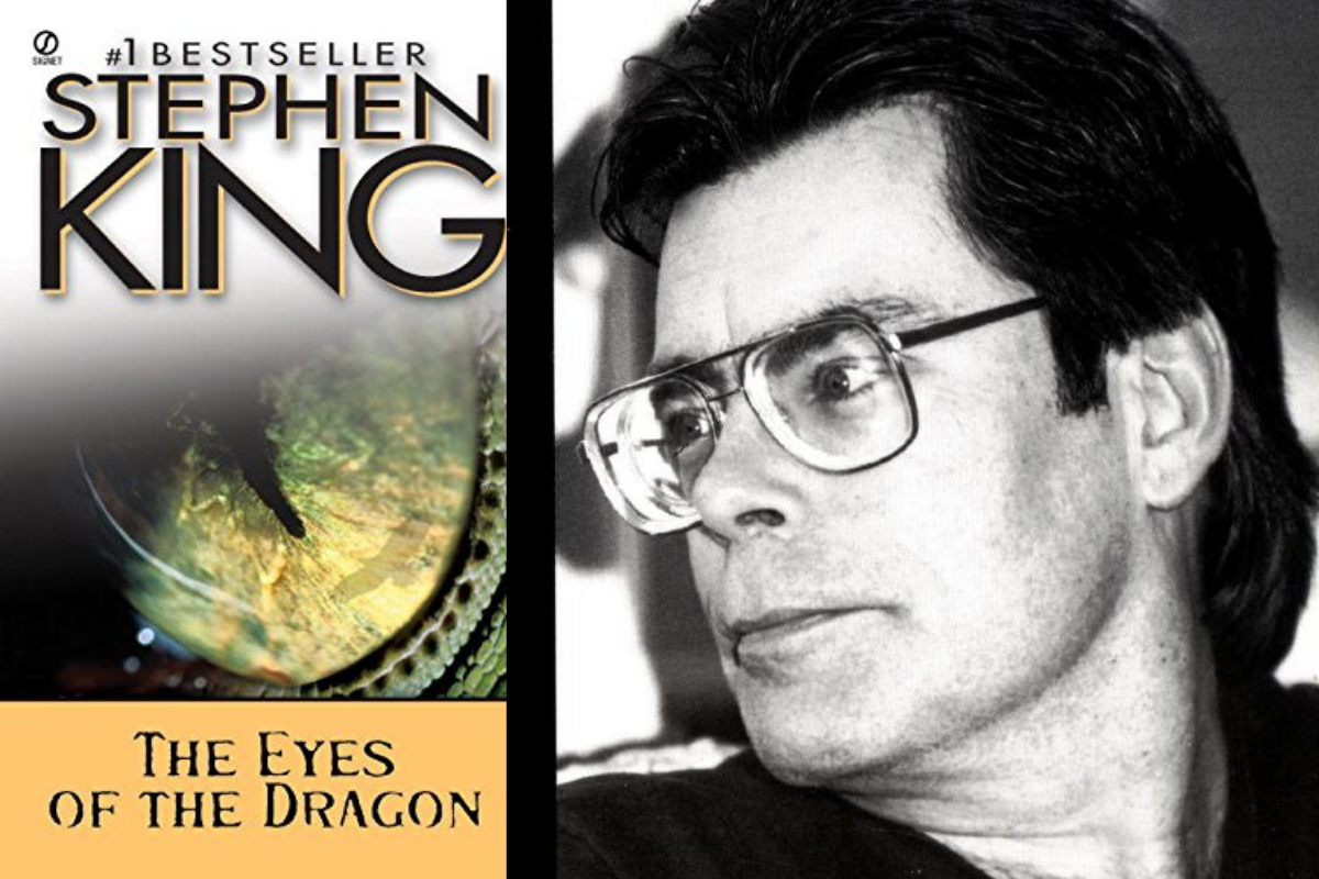 Yes, Stephen King Wrote a Book for His Child…and it is AWESOME