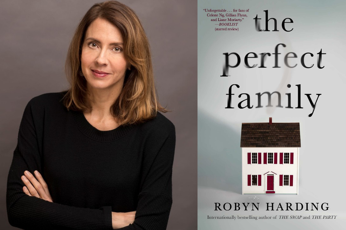 The Perfect Family by Robyn Harding: Slick and Super Quick Domestic Suspense